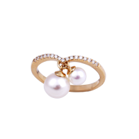 Lulua Yellow Gold Ring