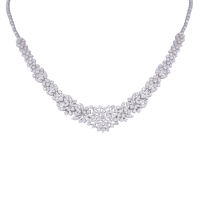 La Choix de la Rua Diamond Necklace
