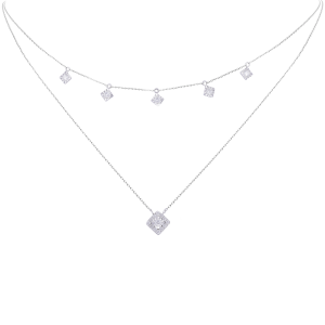 Queen Diamond Necklace