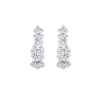 La Choix de la Rua Diamond Earrings