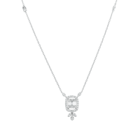 Destiny Diamond Necklace