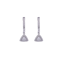 Sumoo  Diamond Earrings
