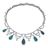 Royal Classic Collier Turquoise