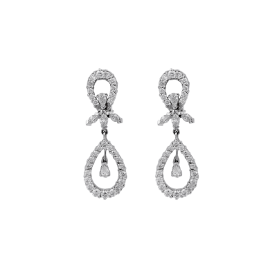Royalty Diamond Earrings